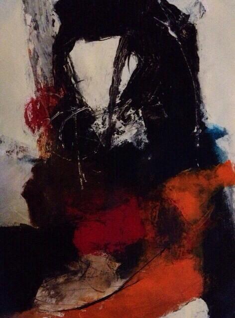 Untitled 11X14in Acrylic on paper 2014 $75.00