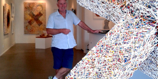 The Nest in a Gallery : Simon Payton by Rewa Walia