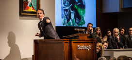 Warhol and Beckon Tops the list of Sotheby's Latest Auction by Ashis Pahi
